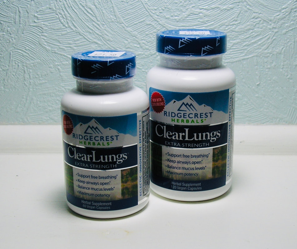 Clear Lungs Extra Strength